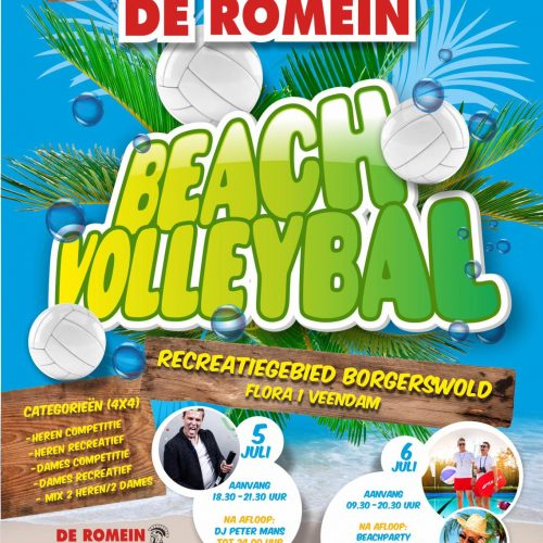 De Romein Beachvolleybal